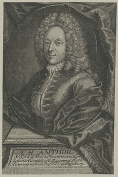 Amthor, Christoph Heinrich (* 1677.12.14 †  1721.02.21)